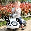 Ездить на автомобилях childrend панда качели автомобиль дети - go автомобилей, Поворот автомобиль для детей