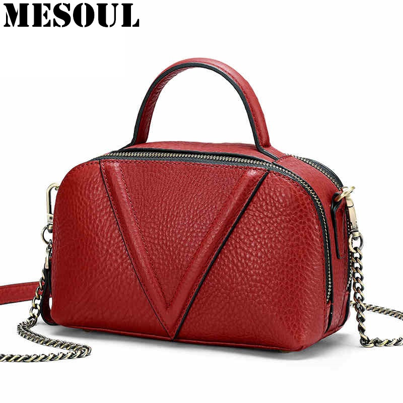 Brand Designer 2017 Women's Genuine Leather Chain Small Bag Fashion Zipper Shoulder Bag Women Crossbody Bags Handbags For Ladies feral cat women small shell bag pvc zipper single shoulder bag luxury quality ladies hand bags girls designer crossbody bag tas