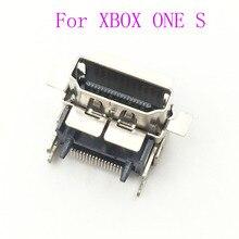 5 CHIẾC Thay Thế Cho Microsoft XBOX One S Tay Cầm Cổng HDMI Ổ Cắm Jack Cắm Cổng Kết Nối