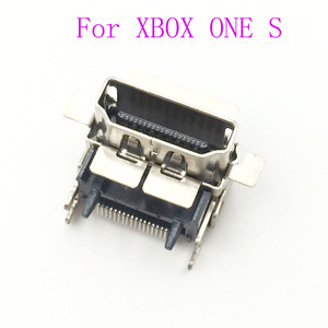 Image 1 - 5PCS  Replacement For Microsoft XBOX One S Console HDMI Port Socket Jack Plug Connector