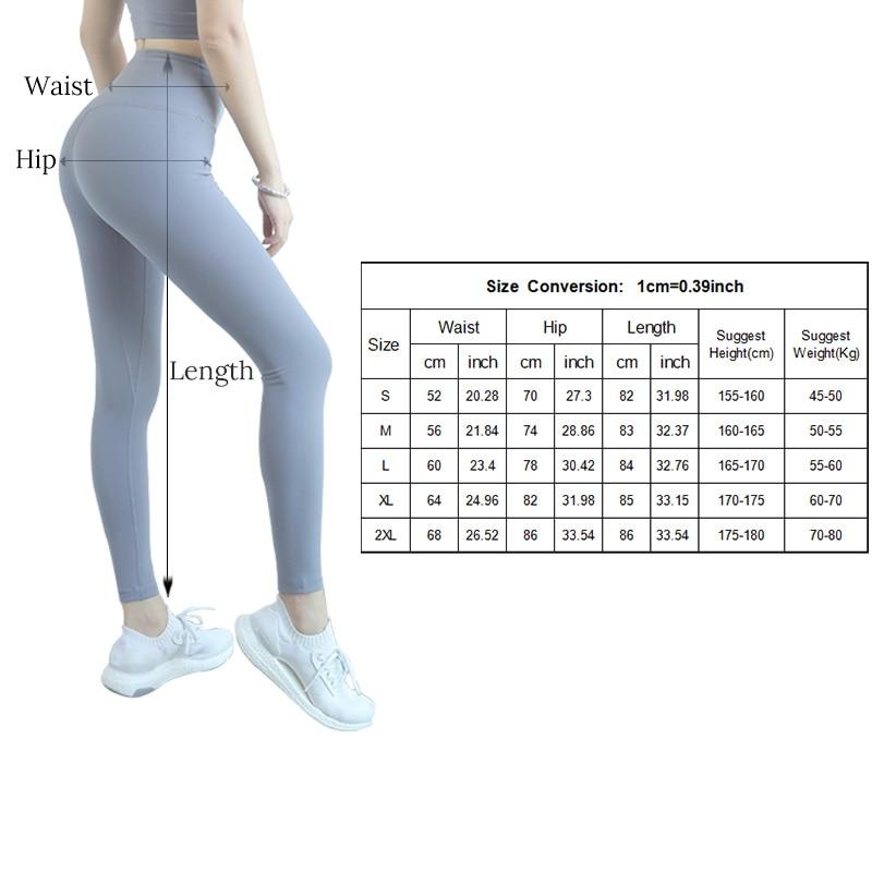 Image 5 - Leggins Push Up Workout Leggings Women Fitness Leggings Plus Size Legins Modis Jeggings Black Sexy Anti Cellulite Legginsy-in Leggings from Women's Clothing