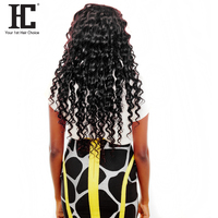 HC Hair Products Peruvian Hair Loose Wave 1 Bundle 10 28inch Remy Human Hair Extensions Can