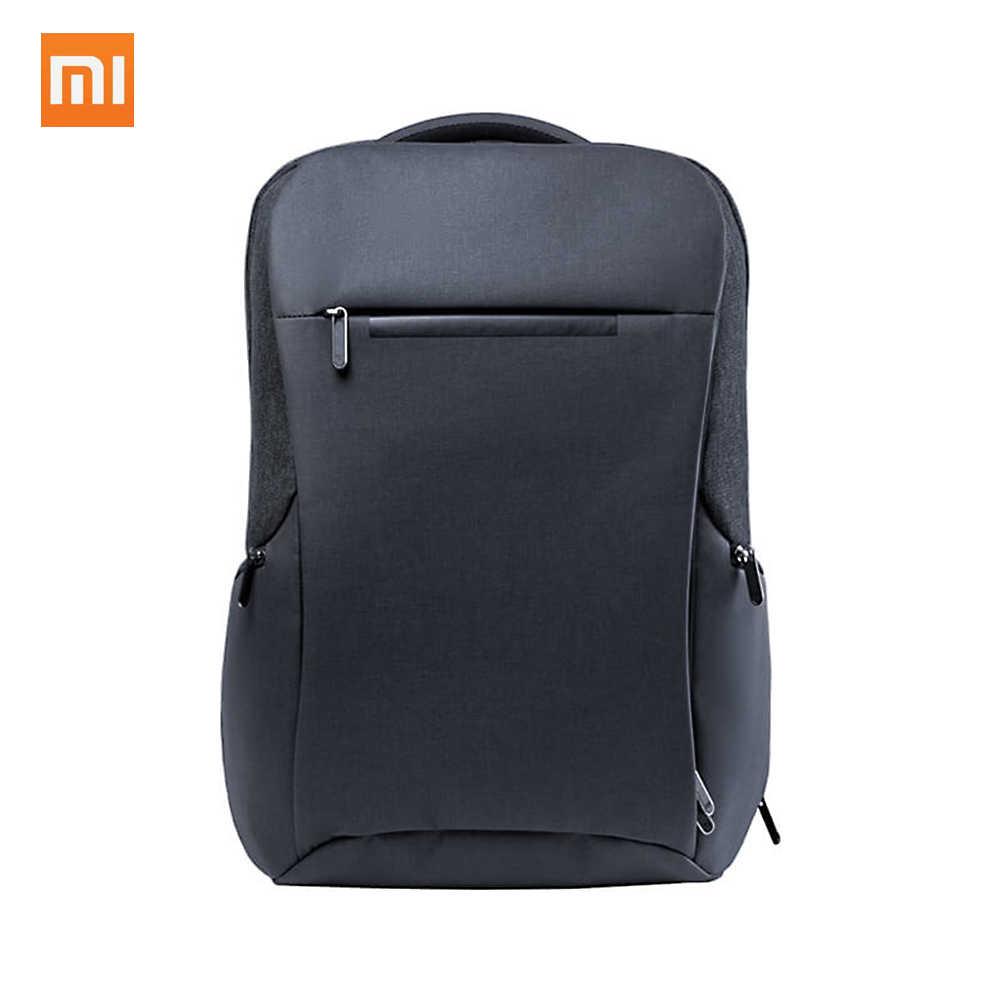 Xiao mi mi 26L 2 Mochila Multifuncional Bolsa de Ombro Viagens de Negócios de Grande Capacidade Para 15.6 Polegada Secretaria Da Escola Bolsa Para Laptop homens