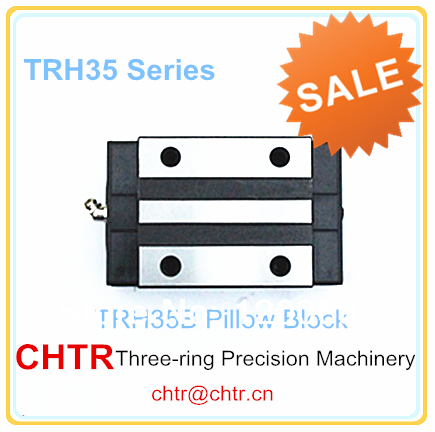 Factory Price Linear Guideway Block  Linear Guide Support Carriage TRH35B linear transmission pillow block linear guide support carriage trh30b