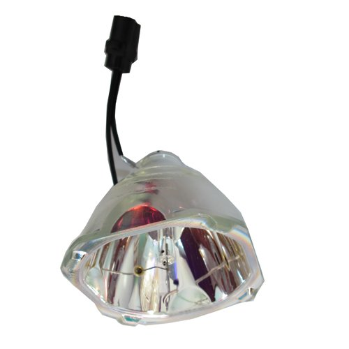 Compatible Bare Bulb ET-LAA410 ETLAA410 for Panasonic PT-AE8000U PT-AT6000 Projector Lamp Bulb without housing compatible et lap750 bare lamp for panasonic pt px750 projector