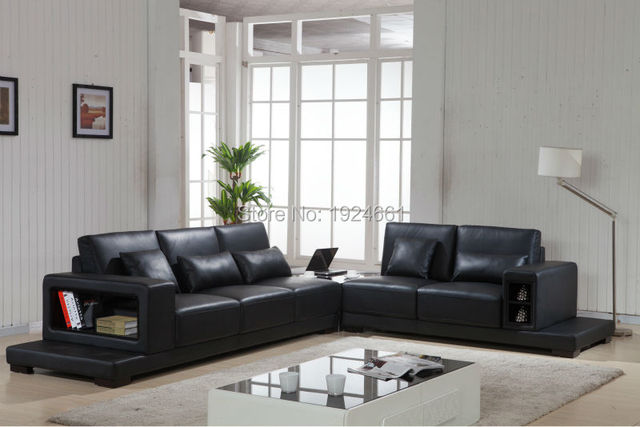 2017 Armchair Chaise Style No Living Room Sofas Direct Factory Modern Design Leather Sofa Home Furniture