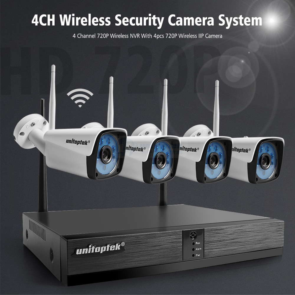 01 Security Camera System