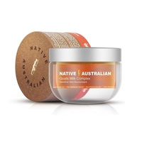 Australian NATIVE GM Goat Milk Manuka Honey DAY Face Neck Body Cream Fast Absorbing Moisturizing Nourishing Skin Soften Hydrated