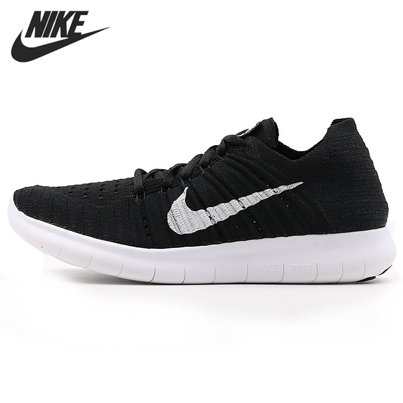 Original WMNS NIKE FREE RN FLYKNIT Women's Running Shoes Sneakers кроссовки nike free 4 0 flyknit