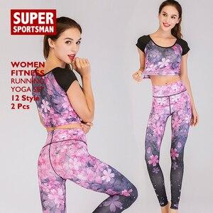 Yoga Fitness Clothing Sets Run