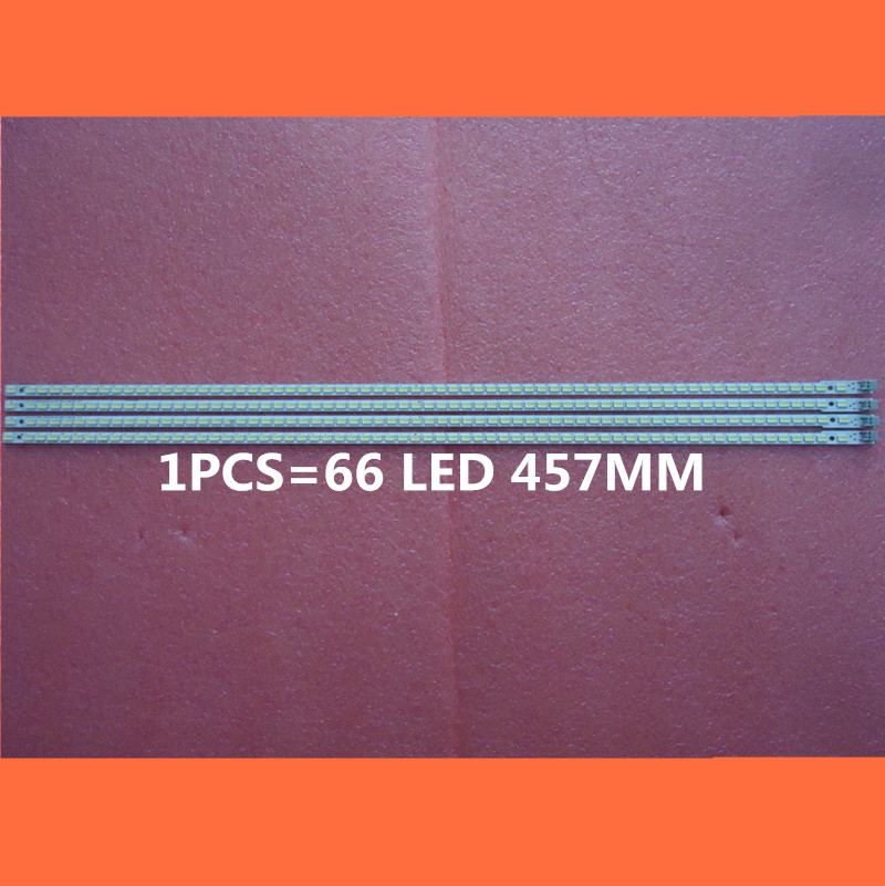 Selfless 2 Pieces/lot Led Strip Sled_2011ssp40_5630_l66_nns_rev0 66 Led 457mm For Lc-40lx540h 40lx540h Sales Of Quality Assurance Tops & Tees
