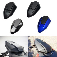 4 Colors Motorcycle Rear Seat Cowl Cover Painted For 2013 2017 Yamaha FZ 07 MT 07 2014 2015 MT07 FZ07 FZ07 FZ 07 13 16 14 15