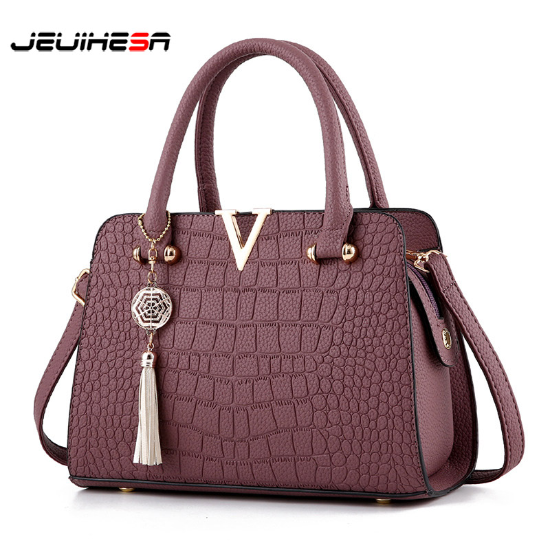 Women Bag Luxury Brand Leather Handbag Women Messenger Bags Vintage Shoulder Bag Ladies Large Totes Leather Top-Handle Bags borsa handbag taschen leather brand italy handicraft luxury thailand orchid bucket women messenger totes shoulder valise handbag