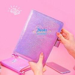 2019 Agenda Planner Organizzatore Diario A5/A6 Dokibook Kawaii Taccuino A Spirale Settimanale Mensile Personale Diario di Viaggio Diario Note Book