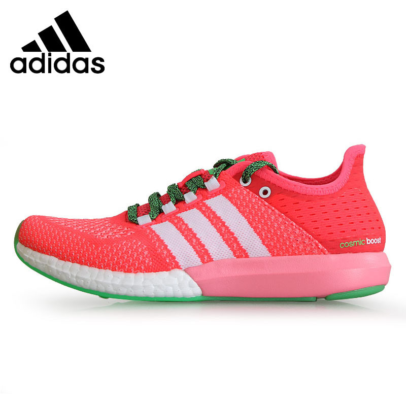 ADIDAS Original New Arrival BOOST Womens Running Shoes Breathable Outdoor Waterproof Sneakers For Women#B44500 adidas original new arrival boost womens running shoes breathable outdoor waterproof sneakers for women b44500