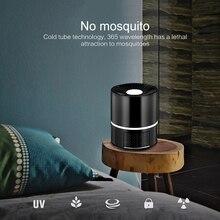 Дропшиппинг Silent Mosquito Killer Lamp Indoor Mother-infant Level Mosquito Killer светодиодный ошибка Zapper лампа ловушка для насекомых борьба с вредителями