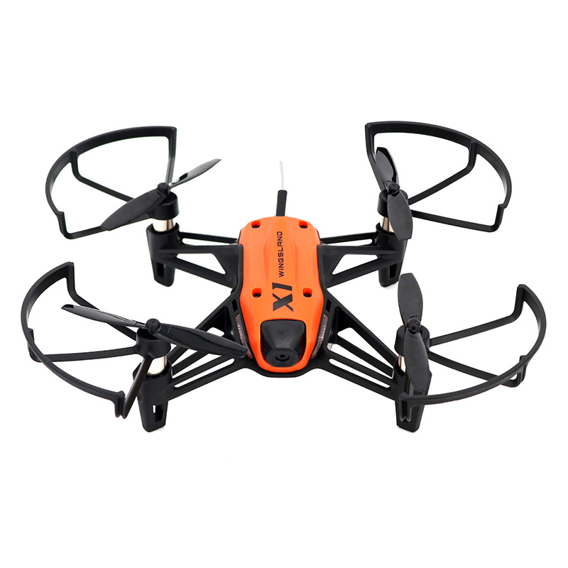 WINGSLAND Smart Mini RC Game Competition Drone Remote Control Racing Drones Optical Flow Positioning BNF VS DJI Tello drohne