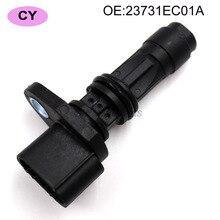 1 pcs Alta Qualidade 23731EC01A Sensor de Posição Do Virabrequim Para Nissan Pathfinder R51 2.5dCi Davara D40 Turbo 23731EC00A 949979170