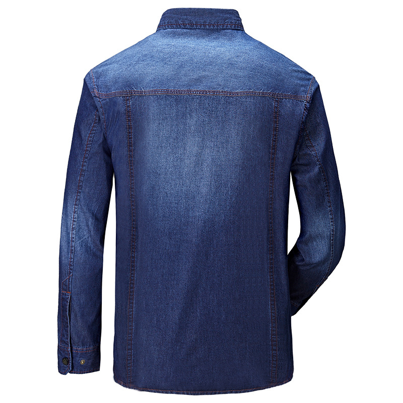 Compare Prices on Mens Jean Shirt All Cotton- Online Shopping/Buy ...