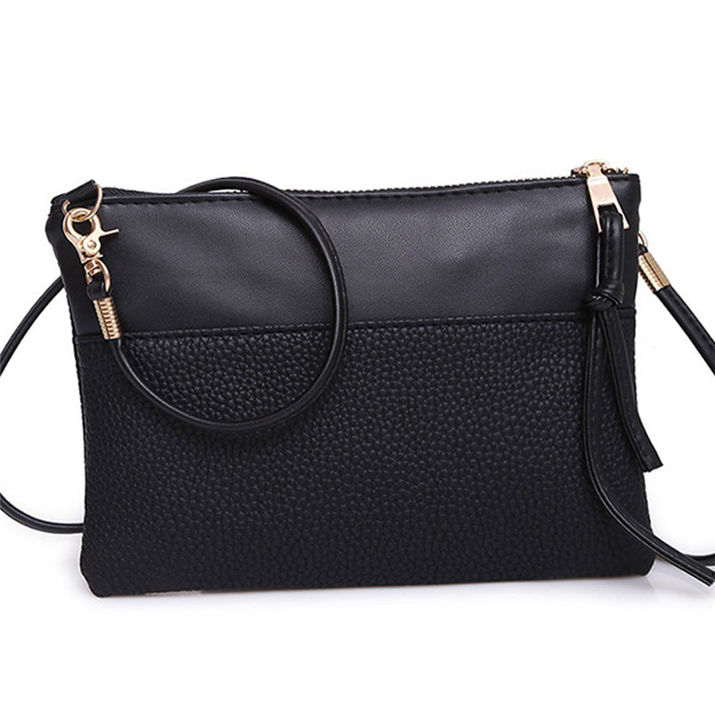 Purse Handbag-Shoulder-Bag Large Tote Fashion High-Quality Women Ladies A7
