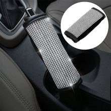 Handbrake-Covers Gear-Shifter Auto-Car-Interior-Protection-Accessories for Women Girls