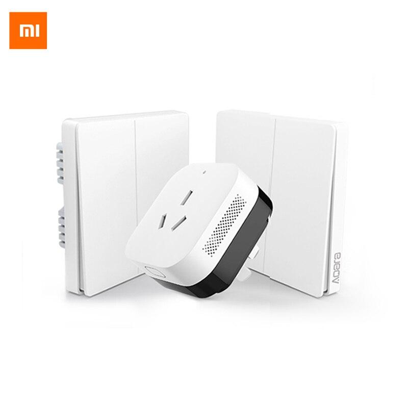 2017 Xiaomi Smart Home Gateway 3, Aqara Control de Luz Inteligente ZiGBee/Wifi I