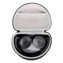 Jbl t450bt 무선 헤드폰 상자 운반 케이스 상자에 대 한 헤드폰 하드 케이스 jbl t450bt 헤드폰에 대 한 휴대용 스토리지 커버