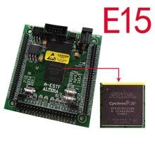 E15 altera fpga доска altera доска развития борту fpga EP4CE15f17C8N NIOS II доска + SDRAM + USB DC-5V ПИТАНИЯ