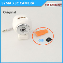 100% D'origine Syma X8C 2MP HD Caméra De Rechange pièces Accessoires pour RC Quadcopter Drone Hélicoptère Lecteur de Carte Micro SD TF CARTE