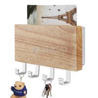 Hanger/Coat Racks/Wall Hanger/Wall Clothes Rack/Storage Rack for use in foyers/Entryway/hallways/bedrooms/Kitchen/Bathroom etc