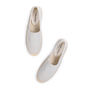 Image 3 - Schuhe Frau 2019 Direct Selling Top Fashion Leinwand Ballett Wohnungen Feste Zapatillas Mujer Espadrilles Sapatos Tienda Soludos