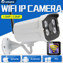 720P 1080P Wifi IP Camera Outdoor Waterproof NightVision 1.0MP 2MP Wireless CCTV Surveillance 3.6mm Lens Security Camera Onvif