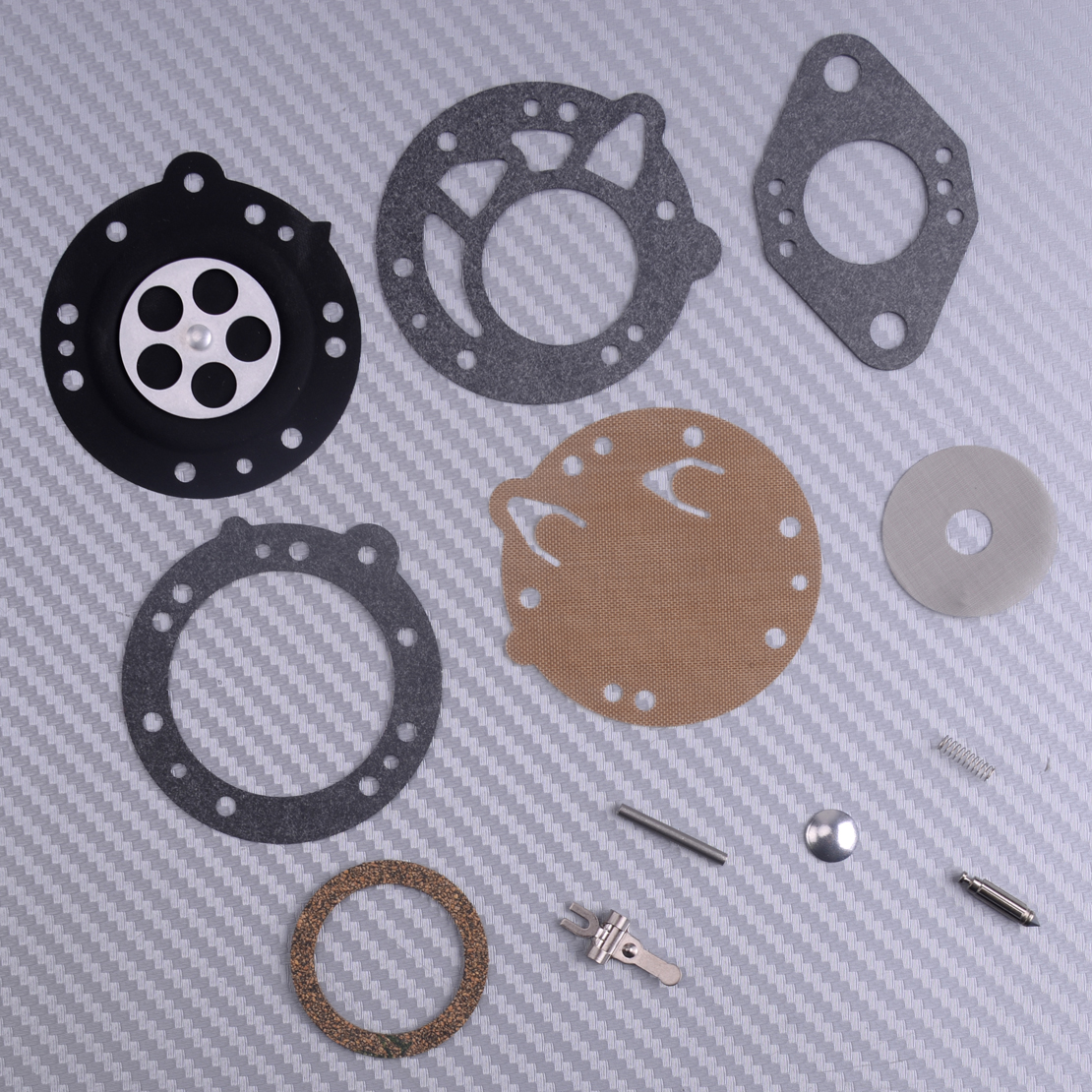 090 TS350 Stihl 070 GND30 TS360 Carburetor Rebuild Kit Zama RB-42 RK-113HL