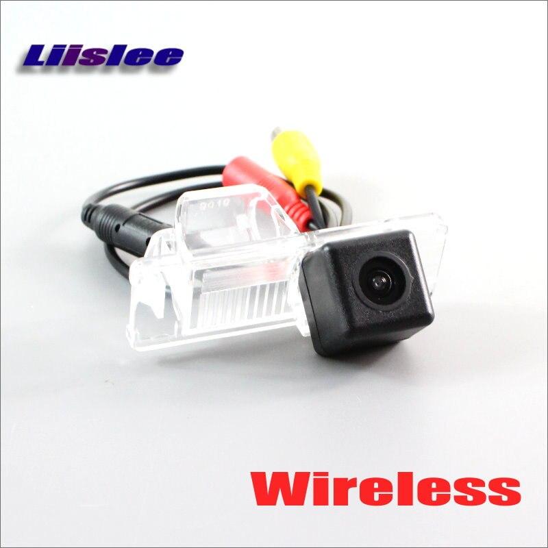 Liislee Wireless Rear Camera For Nissan Juke / Infiniti ESQ / Car Parking Camera / HD Night Vision / DIY Easy Installation