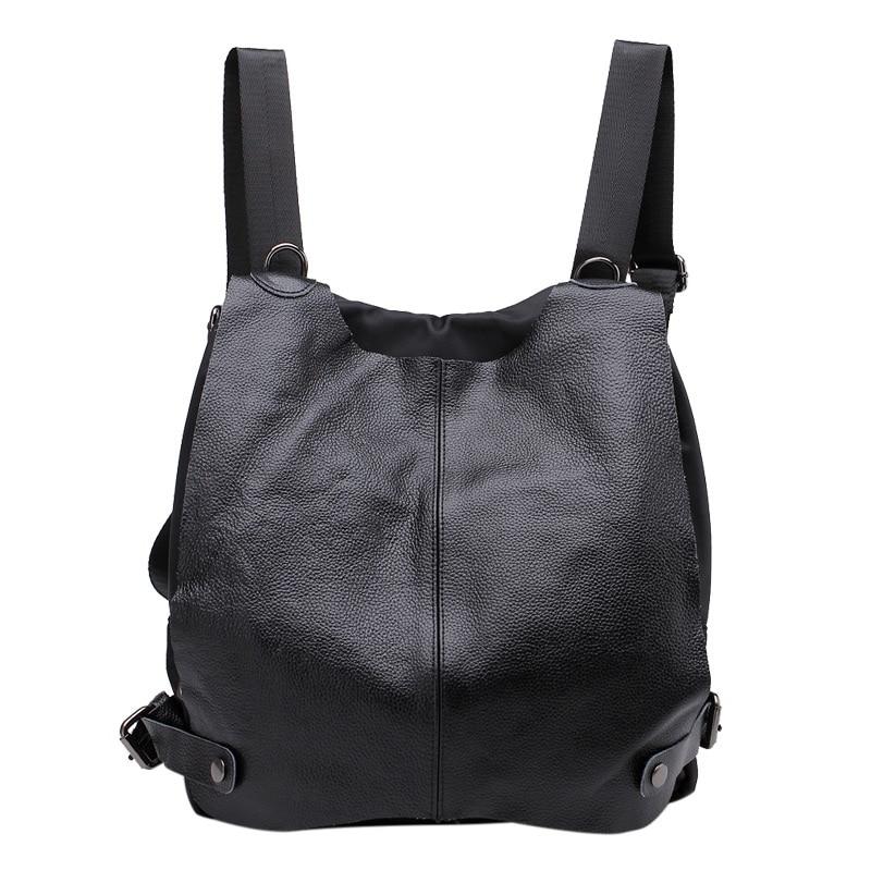 Hot ! High Quality 100% Genuine Leather  Multifunction women casual tote Handbag shoulder bag classic ladies messenger bags  цены
