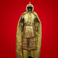 Древняя китайская генералов Броня костюм равномерное Китай ТВ фильм драма битва доспехи средневекового сражений император борьба Экипиро