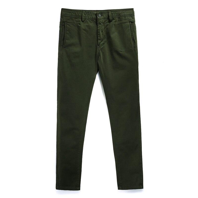 Hommes Armygreen pantalons longs hommes de haute qualité coton pantalon de jogging décontracté pantalon tactique Hip Hop Bottomscd50