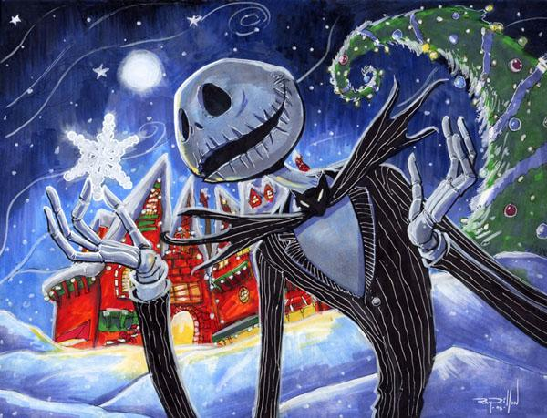 Jack Skellington Christmas.Us 2 56 50 Off Jack Skellington Christmas Diamond Painting Kit Diy In Diamond Painting Cross Stitch From Home Garden On Aliexpress 11 11 Double