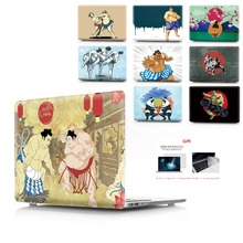 Sumo color printing notebook case for Macbook Air 11 13 Pro Retina 12 15 inch Colors Touch Bar New  or