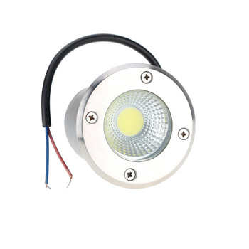 IP65 5W 10W  Waterproof LED Underground Light Outdoor Ground Garden Path Floor Buried Yard Spot Landscape 220V ac  DC 12V