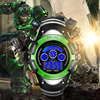 SMAEL Digital Watches Kids 50M Waterproof LED Shock Resistant Children Sports Watch Date Baby Boys Writswatches
