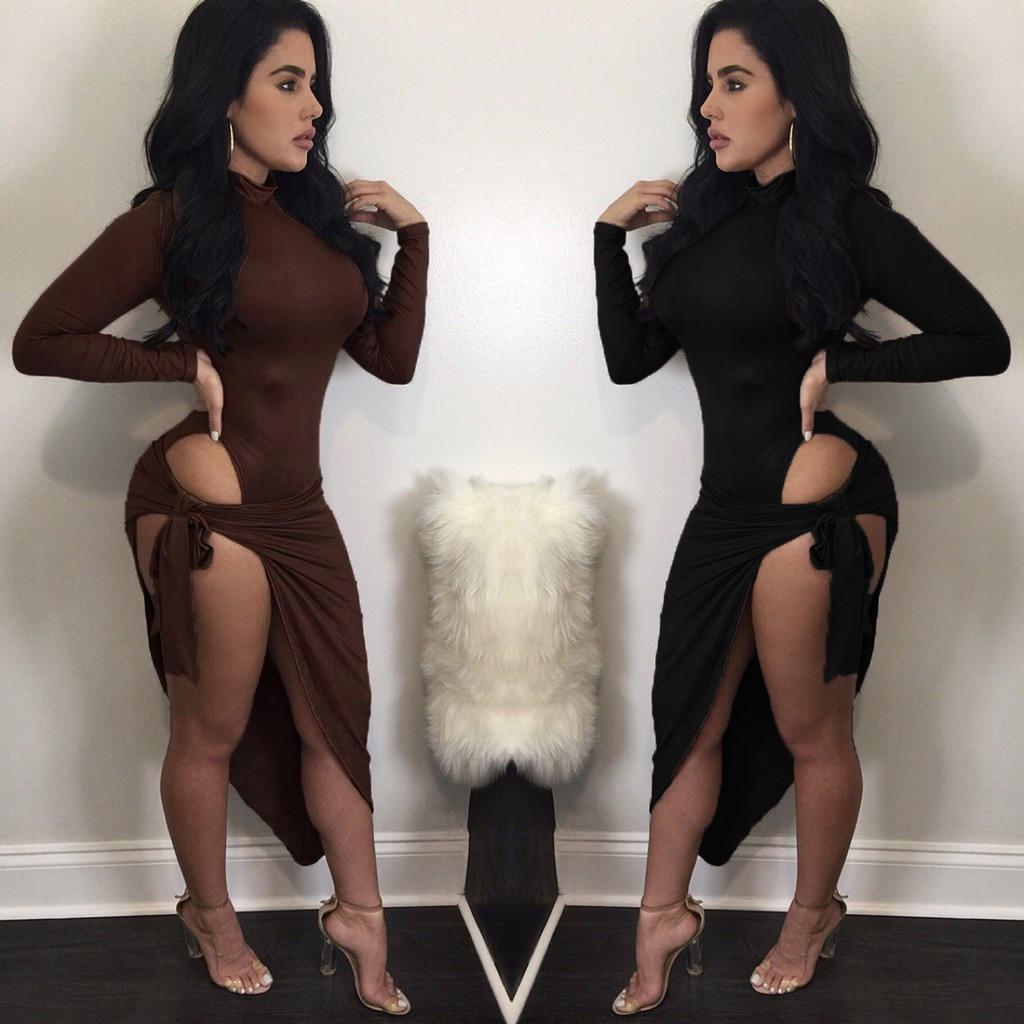 Big ass under dress