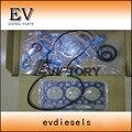 Для Kubota D1403 поршневое кольцо + комплект прокладок цилиндра + коленчатый вал и подшипник