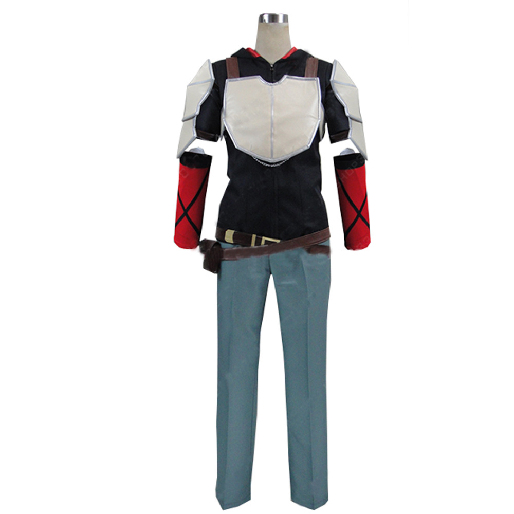 2017 Cosplay Costume RWBY Beacon Academy Team JNPR Jaune Arc Halloween Christmas Uniform