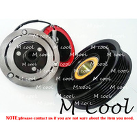Brand New 10S11C Auto AC Compressor Clutch ASSY For Toyota Vigo Hilux Compressor 2007 2009 Bearing 305220 Pulley 7PK