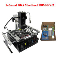 Russia No Tax LY IR6500 V 2 Mobile Phone Bga Rework Station Reballing Kit