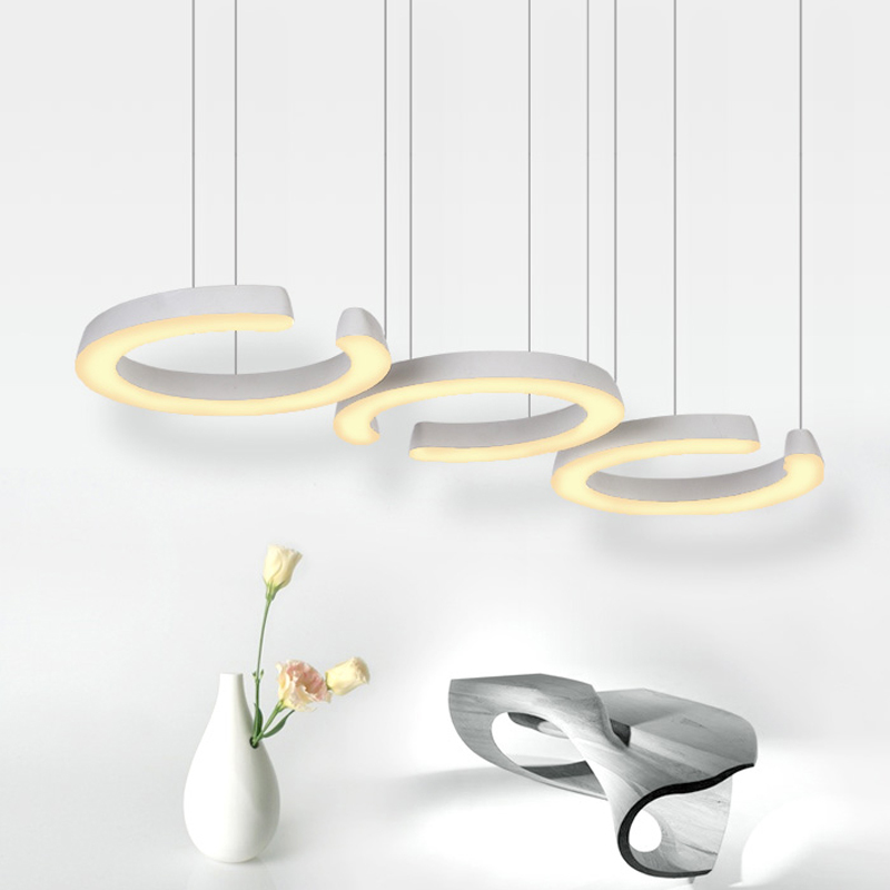 Modern Acrylic 36W LED Hanging Lamps 3 Lights Metal Bases Study Room Dining Room Pendant Light Fixtures With Round Canopy P608 battlefield 3 или modern warfare 3 что
