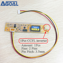 1 lampe Hintergrundbeleuchtung Universal Allgemeine LCD Lampe typ 1 stücke CCFL Inverter Board Screen Panel Monitor hochdruck bord 3,5mm pitch