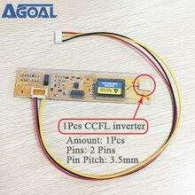 Lámpara de retroiluminación Universal LCD, Tipo 1 Uds., tablero inversor CCFL, Panel de pantalla, Monitor, tablero de alta presión, paso de 3,5mm