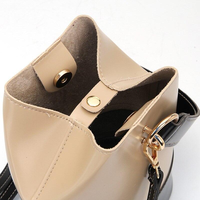 Nouvelle Sacs Designer À Couture Pour Luxe 2019 Portable Seau La Bandoulière Marque De Couleur Célèbre En Main Femmes Sac Coréenne dapqvwp